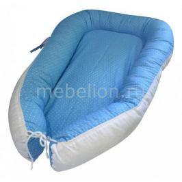 Подушка для новорожденных Relax-son (30х60 см) Горошек