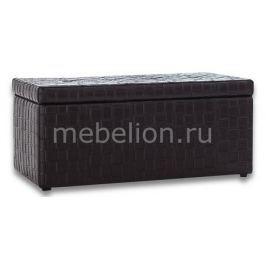 Банкетка-сундук Dreambag Лонг TETRA черная