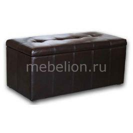 Банкетка-сундук Dreambag Лонг коричневая