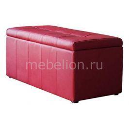 Банкетка-сундук Dreambag Лонг красная