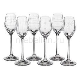 Набор бокалов АРТИ-М Набор из 6 бокалов Виола микс 674-320