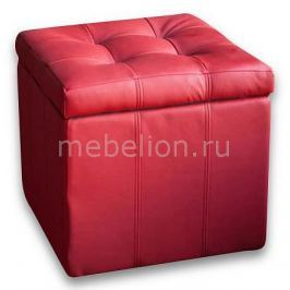 Пуф-сундук Dreambag Модерна красная