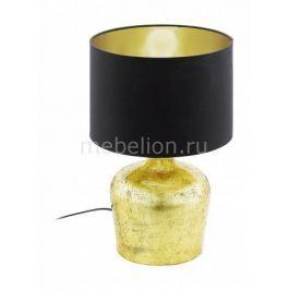 Настольная лампа декоративная Eglo Manalba 95386