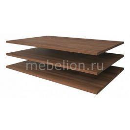 Полка Олимп-мебель Полки Стелла 06.197 (446) ясень шимо темный