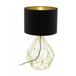 Настольная лампа декоративная Eglo Pedregal 1 95186