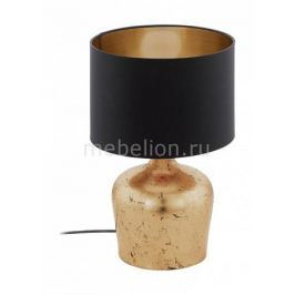 Настольная лампа декоративная Eglo Manalba 95387