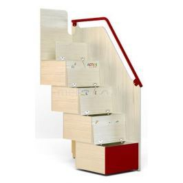 Ступени для кровати Сканд-Мебель Актив Л-3