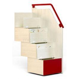 Ступени для кровати Сканд-Мебель Актив Л-2