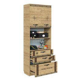Шкаф комбинированный Сканд-Мебель Корсар-1