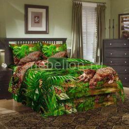 Комплект полутораспальный Тет-а-Тет Леопард