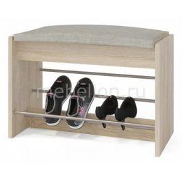 Банкетка-стекллаж для обуви Сокол Банкетка-стеллаж для обуви ТП-5