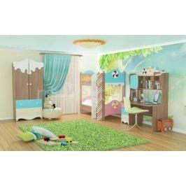 Гарнитур для детской Mebelson Пряничный домик №2