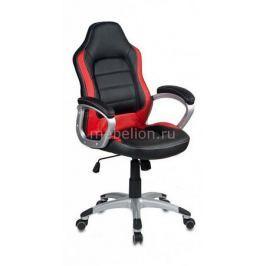 Кресло компьютерное Бюрократ Бюрократ CH-825S/Black+Rd черный/красный