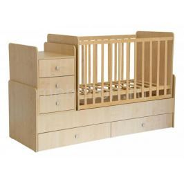 Кроватка-трансформер Polini Polini Simple 1100