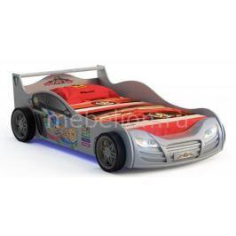 Кровать-машина Grifon Style R800 Mini night light Silver Metallic