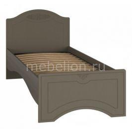 Кровать односпальная Компасс-мебель Ассоль плюс АС-26