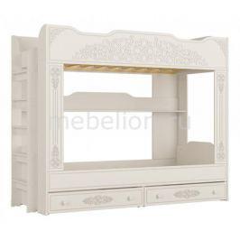 Кровать двухъярусная Компасс-мебель Ассоль АС-25