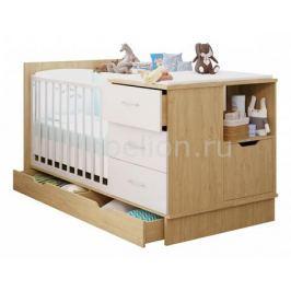 Кроватка-трансформер Polini Polini Classic