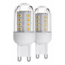 Комплект из 2 ламп светодиодных Eglo G9 20Вт 3000K 11461