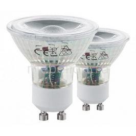 Комплект из 2 ламп светодиодных Eglo COB GU10 50Вт 3000K 11511
