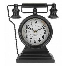 Настенные часы ОГОГО Обстановочка (24х8х29 см) Retro Phone 317570