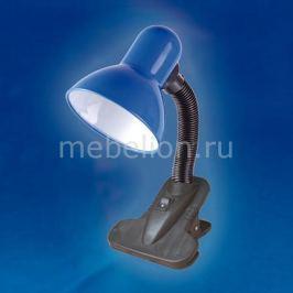 Настольная лампа офисная Uniel TLI-222 TLI222LightBlueE27
