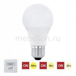 Лампа светодиодная диммируемая Eglo A60 E27 10Вт 3000K 11561