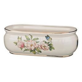 Чаша декоративная АРТИ-М (34х15х12 см) Бабочки 742-282