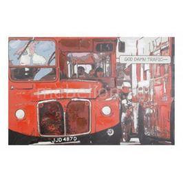 Панно ОГОГО Обстановочка (120х80 см) Bus 304158