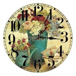 Настенные часы Акита (30 см) C454