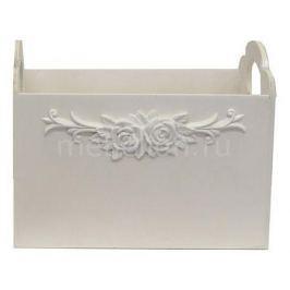 Ящик декоративный Акита С розочками N-131D