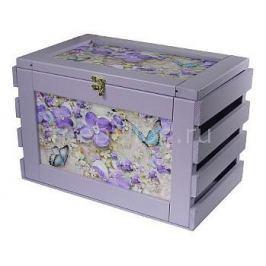Ящик декоративный Акита Бабочки 81009