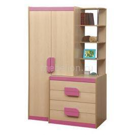 Шкаф комбинированный Олимп-мебель Лайф-1