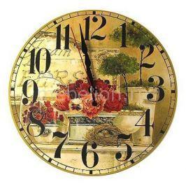 Настенные часы Акита (30 см) C451