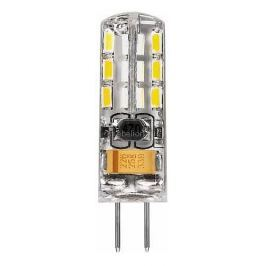 Лампа светодиодная Feron G4 12В 2Вт 4000 K LB-420 25448