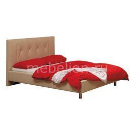 Кровать полутораспальная Олимп-мебель Треви-1 1400