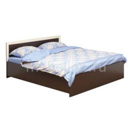 Кровать двуспальная Олимп-мебель 21.53-01