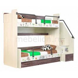 Кровать двухъярусная Сканд-Мебель Актив