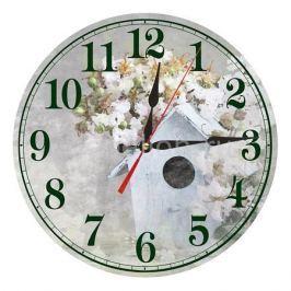 Настенные часы Акита (30 см) Скворечник AC25