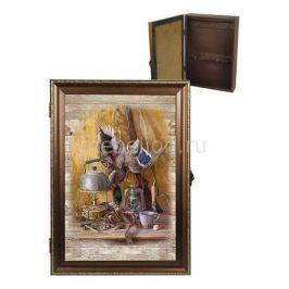 Ключница Акита (24х34 см) Утка 312-34