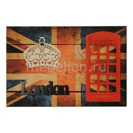 Панно Акита (60х40 см) Лондон 9783