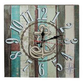 Настенные часы Акита (40 см) Якорь C40-6