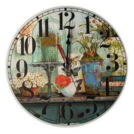 Настенные часы Акита (30 см) C452