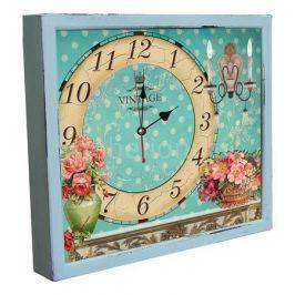 Настенные часы Акита (34х30 см) Vintage 3034-3