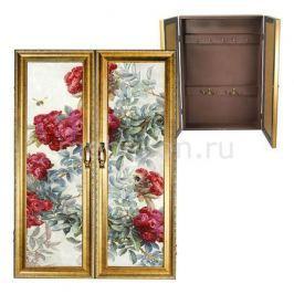 Ключница Акита (32х46 см) Розы 311-15