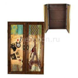 Ключница Акита (32х46 см) Париж 311-19