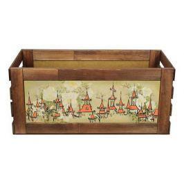 Ящик декоративный Акита Домики 840