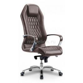 Кресло для руководителя Бюрократ Бюрократ Aura/Brown