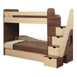 Кровать двухъярусная Олимп-мебель Адель-3