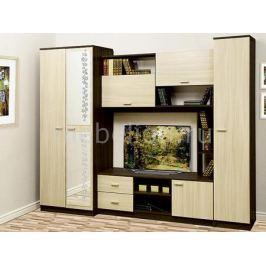Стенка для гостиной Олимп-мебель Глория-6